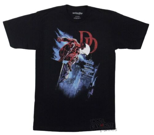 Daredevil City tige Marvel comics licensed Adulte T Shirt