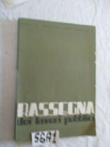 ARCHITETTURA RASSEGNA RIVISTA N°2 DEL FEBBRAIO 1964 (56A1)