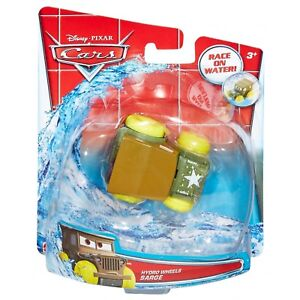 Image Is Loading Sarge Hydro Wheels Splash Racers Disney Pixar Cars