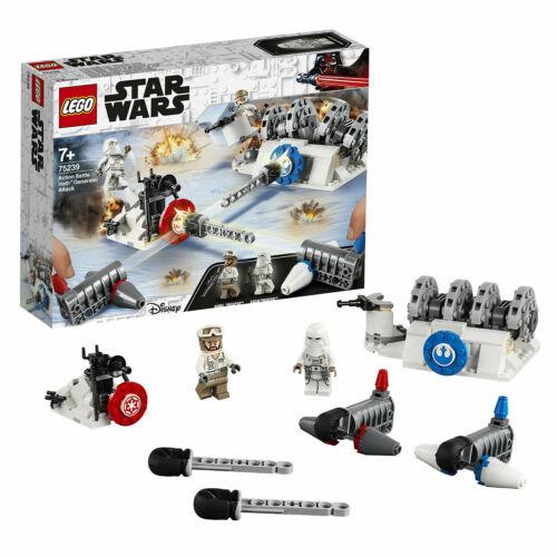 LEGO STAR WARS ACTION Battaglia Hoth Generatore ATTACCO 75239 NUOVO CON SCATOLA