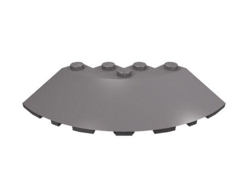 nuevo lego alrededor de piedra 6x6 esquina con 33 ° borde inclinación-oscuro-azul gris 4 x 95188