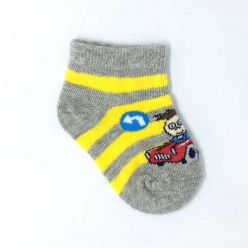 Baby Boy Kids Socks Colourful Fun Design SKC//STOP//WZ