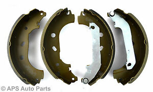Ford-Transit-Touerneo-Rear-Axle-Brake-Shoes-Pads-NEW-Drum-Brakes-Petrol-Diesel