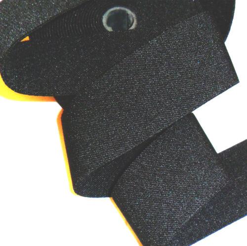 "WIDE Stiff STRETCH Elastic for SEWING WAIST BELT 50mm NURSES BELT ELASTIC 2/"""