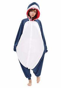 SAZAC Shark Kigurumi Adult Costume from USA