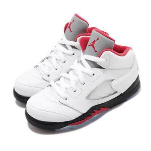 Nike-Air-Jordan-5-Retro-TD-V-Fire-Red-White-Black-Toddler-Baby-Shoes-440890-102