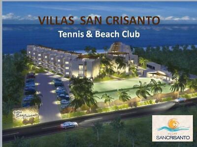 En venta Hotel San Crisanto Tenis and Villas Luxury Club, funcionado!! ( 12 de 54 Villas construi...