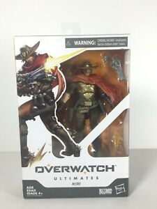 Overwatch-Ultimates-Series-McCree-Collectible-Action-Figure-by-Hasbro-New