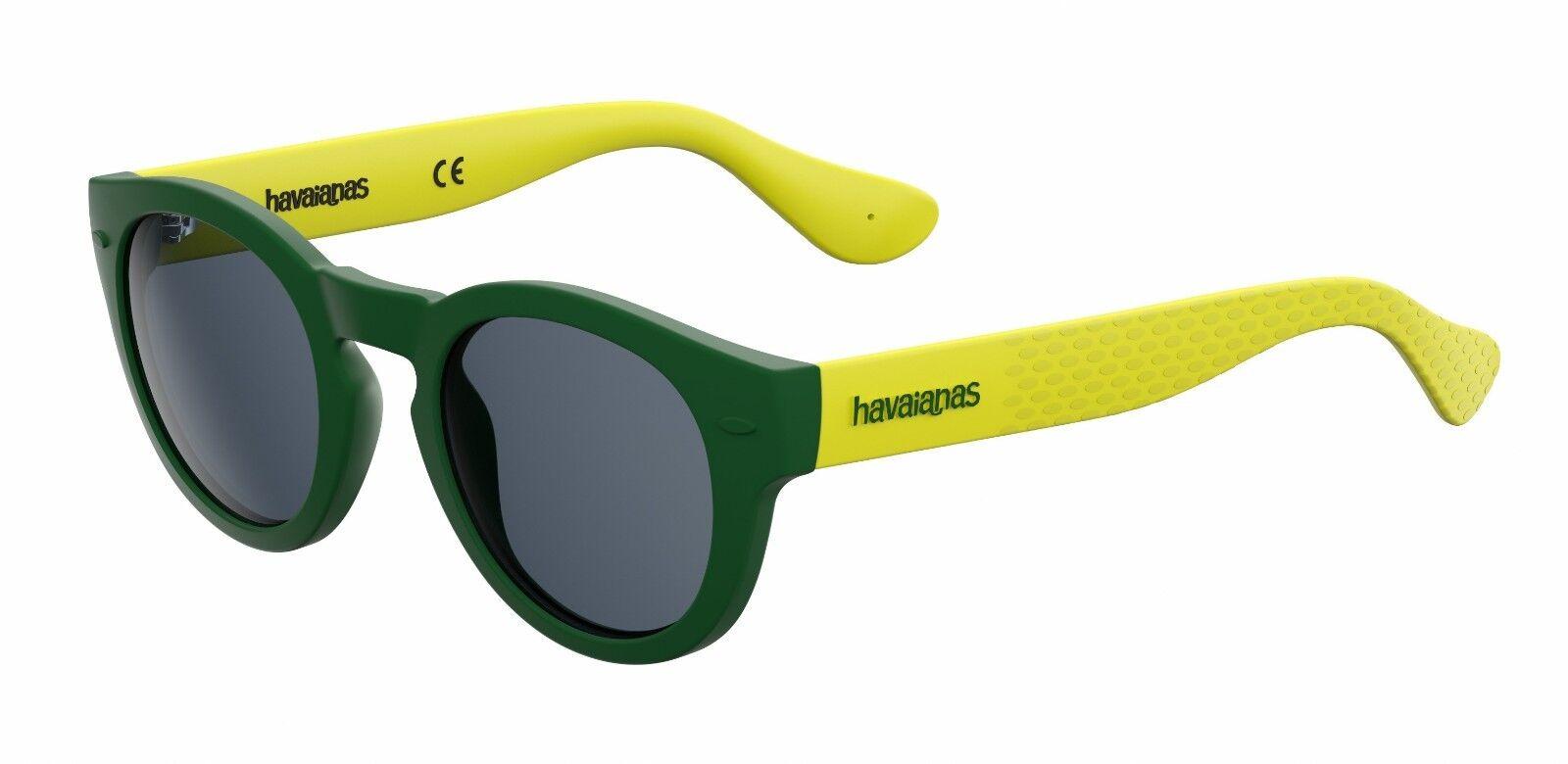 Sonnenbrille Havaianas Trancoso M QPN (9A) Grün Gelb |  Neuer Markt