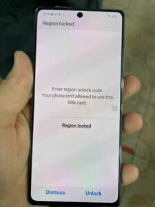 SAMSUNG N980F UNLOCK CODE