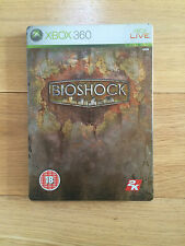 Bioshock (Steelbook/Tin) for Xbox 360