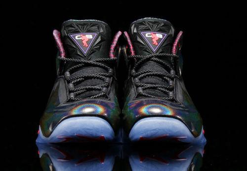 - chuck posite purple haze charles barkley Uomo scarpe da basket