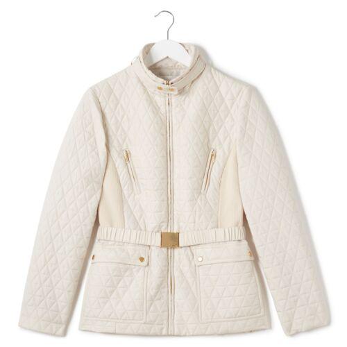 Beige Box46 Precis Uk £99 Funnel Neck Rrp Jacket Size Evie D 16 Short 91 wPWUqarXP