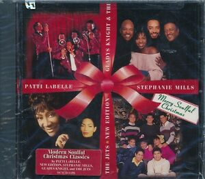 Merry Soulful Christmas CD NEW Parri laBelle Stephanie Mills The ...