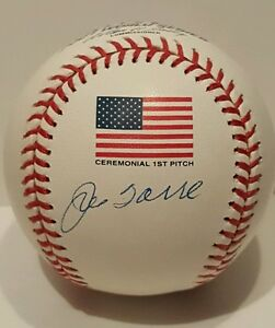 Joe-Torre-Signed-2001-World-Series-Baseball-PSA-DNA-COA