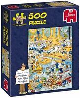 Jumbo Jigsaw Puzzle The Brewery Jan Van Haasteren 17215 Cartoon