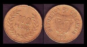 COLOMBIE-COLOMBIA-100-PESOS-1993-E8