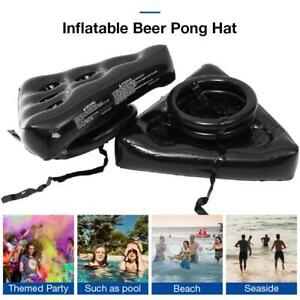 Inflatable-Beer-Pong-Hat-Head-Toss-Game-for-Adult-Swimming-Pool-Beach-Party