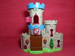 ELC HAPPYLAND château des chevaliers-très bon état 1 x Figure, Assistant