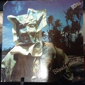 10 CC Bloody Tourists Album Released 1978 Vinyl/Record Collection US pressed