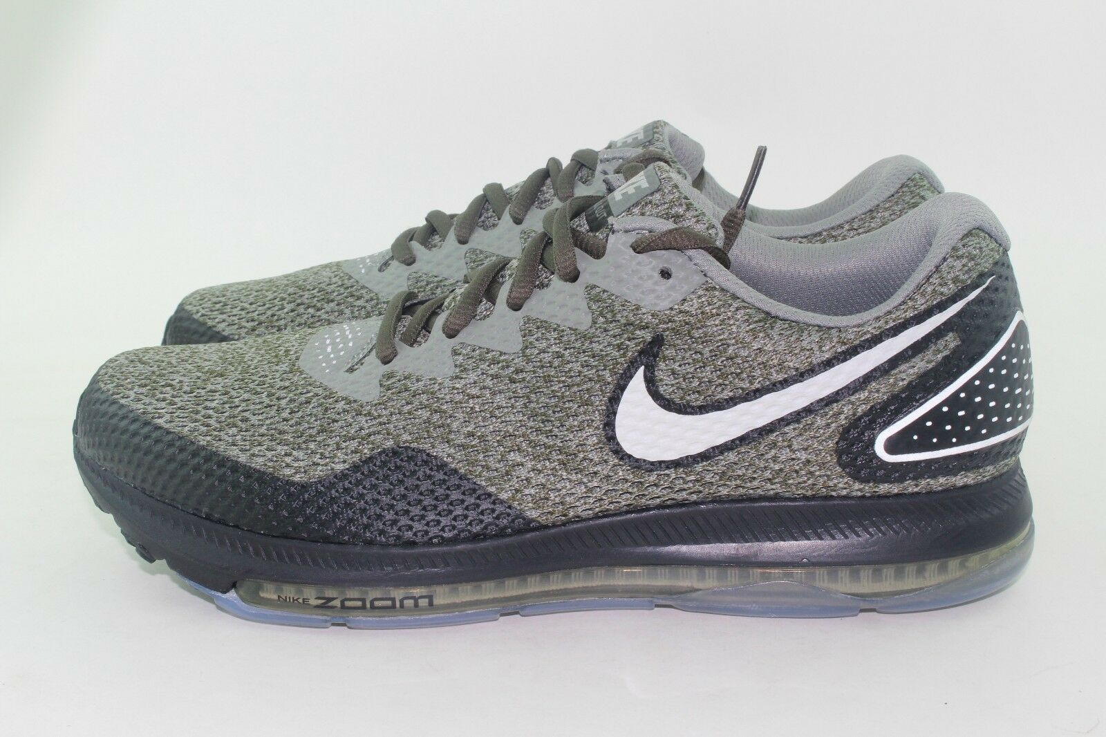 NIKE SIZE ZOOM ALL OUT LOW 2 MEN SIZE NIKE 10.5 KHAKI COMFORT RUNNING b07d98