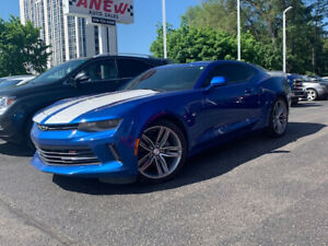 2016 Chevrolet Camaro RS 1LT NO ACCIDENTS WE FINANCE