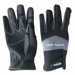 Ron-Thompson-SkinFit-Neoprene-Glove-Black-M-L-XL