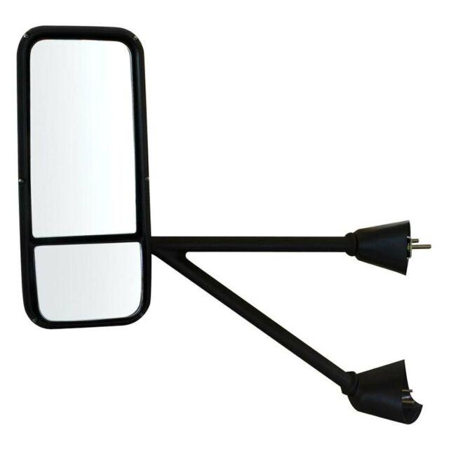 ECCPP Door Mirror Cover Black RH side Fits 2008-16 Kenworth T660 T600 T370 T170