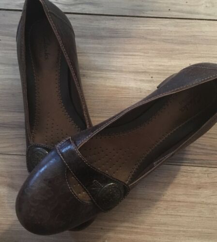 Clarks Artisan shoes  Size 8 M Style #87395 Bright