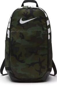 d6886466793 Nike Brasilia Backpack Camo XL Just Do It BA5482-333 Camouflage ...