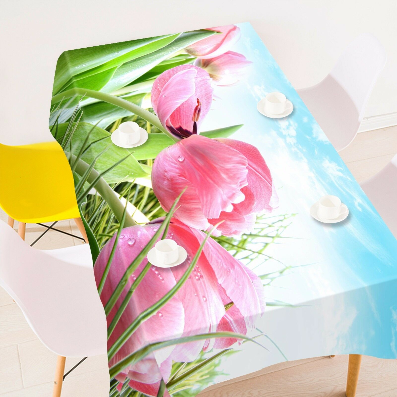 3D Rosa  4486 4486 4486 Tablecloth Table Cover Cloth Birthday Party Event AJ WALLPAPER AU 4c823e