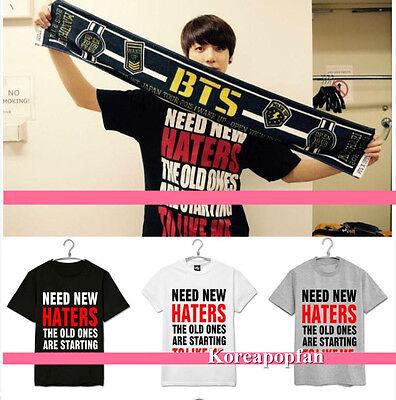 Bangtan Boys BTS JUNG KOOK JUNGKOOK GOODS COTTON JIMIN TEE T-shirt Kpop