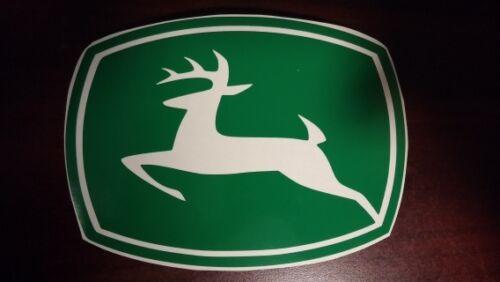 Window Toolbox Sticker #71 John Deere Sticker
