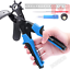 Leather Hole Punch Belt Hole Punch Pliers with Measuring Ruler Screwdriver Cu...