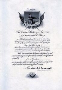 WW-I-034-Eyes-for-the-Navy-034-Binocular-Donation-Cert-Franklin-Roosevelt-signed