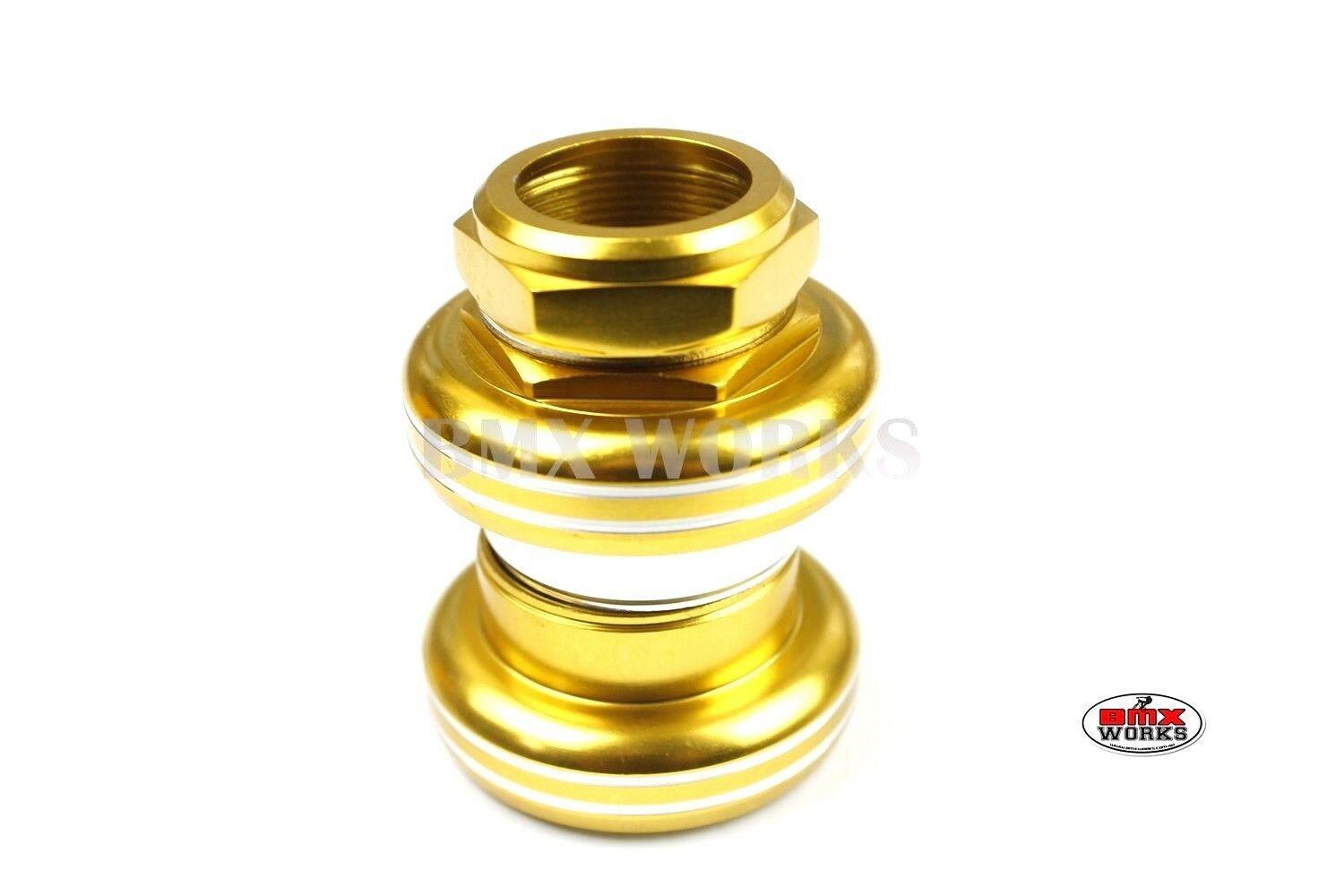 ProBMX Retro MX100 Aluminium Headset -  gold - Old School BMX Style  check out the cheapest
