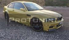 BMW E46 98-05 Front spoiler M3 CSL Style Bumper Lip Spoiler Splitter Right side