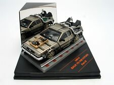 VITESSE - SUNSTAR 1/43 DE LOREAN DMC 12 - Back to the Futur III - Railroad 24014