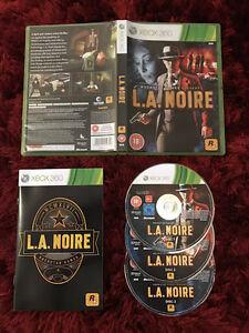 LA Noire  Complete Xbox 360 Game  Rockstar Games - Stoke On Trent, Stafford, United Kingdom - LA Noire  Complete Xbox 360 Game  Rockstar Games - Stoke On Trent, Stafford, United Kingdom