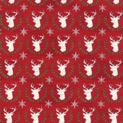 Moda Hearthside holiday 100 /% Christmas cotton bundles /& fabrics for sewing