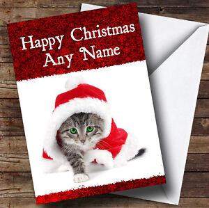 Beautiful-Green-Eyed-Tabby-Cat-Christmas-Greetings-Card-Personalised