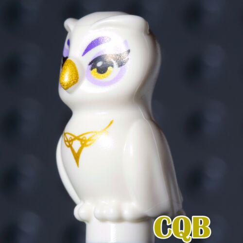 Blanc Hibou X 1-Eule Nascha-Set 41078 Nouveau LEGO-Animal-Air-ELFES