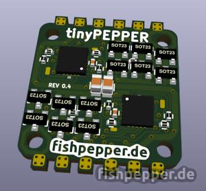 Tinypepper-4-en-1-4A-Esc-1S-3-7V-16X16