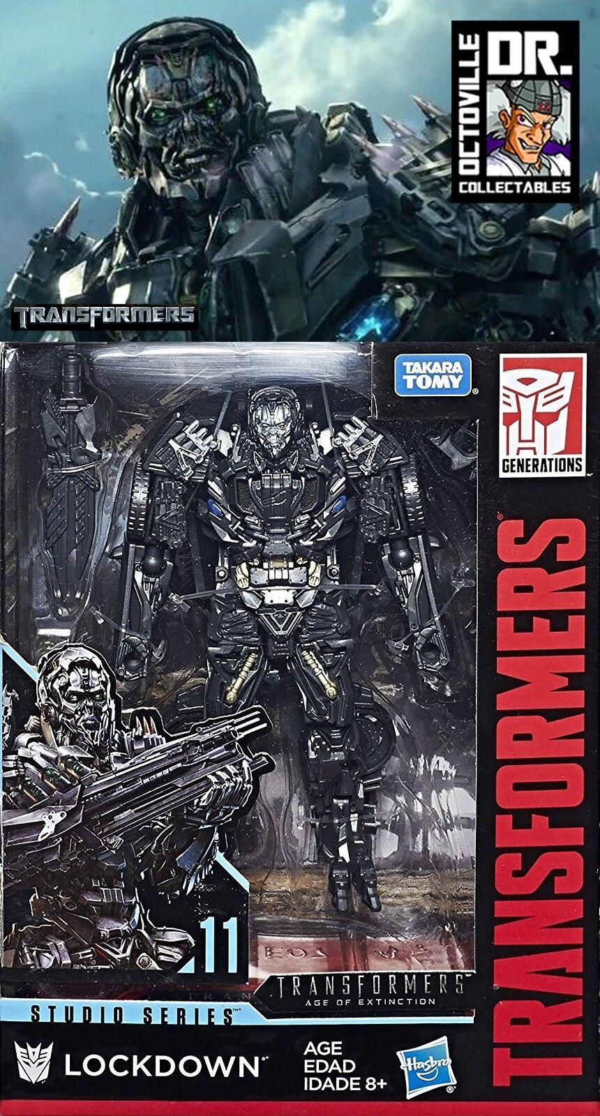 Transformers Studio Series 11 Deluxe Film età di estinzione COPRIFUOCO Nuovo di Zecca