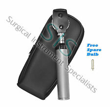 Ophthalmoscope 3V LED Light Premium Quality Veterinary and Human Use