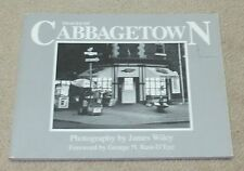 Images of Cabbagetown- TORONTO - .  Ontario History - James Wiley