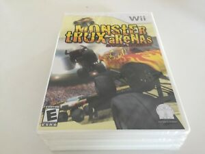 Monster-Trux-Arenas-Special-Edition-Nintendo-Wii-2007-WII-NEW