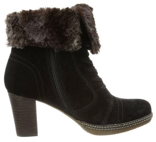 NEU, Schuhe, Gabor Confort Schuhe, NEU, Stiefel Schwarz Größe 38 (5) mit Karton  Stiefelette 49ff7a