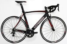 STRADALLI CYCLING CARBON FIBER AVERSA ULTEGRA VISION ROAD BIKE BICYCLE 61CM XXL