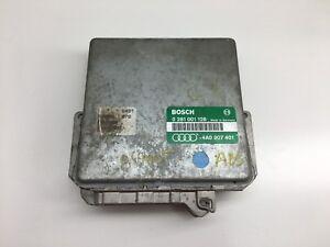 AUDI-Unidad-De-Control-Del-Motor-ECU-0281001128-4A0907401